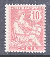 French  Office  In CRETE  6   * - Crete (1902-1903)