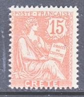 French  Office  In CRETE  7   * - Crete (1902-1903)