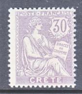 French  Office  In CRETE  10   * - Crete (1902-1903)