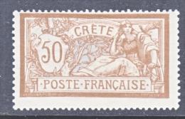 French  Office  In CRETE  12   * - Crete (1902-1903)
