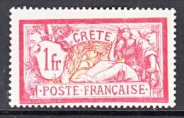 French  Office  In CRETE  13   * - Crete (1902-1903)