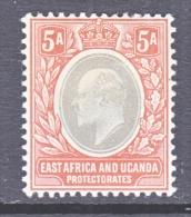 East  Africa  And Uganda  Protectorate  23  * - Kenya, Uganda & Tanganyika