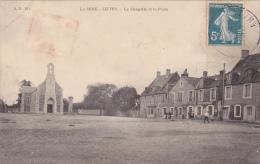 Calvados,littry,prés Saint Lo ,bayeux,foret De Cerisy,houille,la Mine De Charbon,gueules Noires,chapelle, Poste,calvados - Bayeux