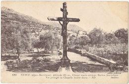 06. VENCE. Vue Prise De La Chapelle Sainte-Anne. 1294 - Vence