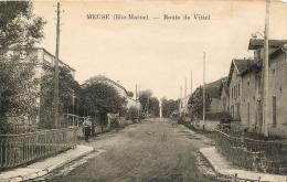 52 MEUSE ROUTE DE VITTEL - Sonstige Gemeinden