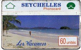 @+ Seychelles - Les Vacances 60U - Seychelles