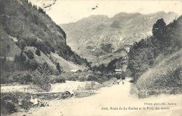 74 - Route De La Grettaz Et La Porte Des Aravis - Autres Communes