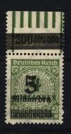 D.R.OPD-Oberänder,OPD Frankfurt-Aufdrucktype E,333,OR W,xx ( 4650) - Deutschland