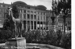 Carrara. Il Cavallino E Politeama Verdi - Carrara