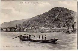 Baix - Vue Générale - Le Rhône - France