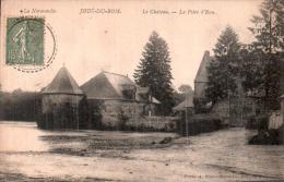 61 JOUE DU BOIS LE CHATEAU LA PIECE D'EAU  CIRCULEE 1919 - Otros Municipios