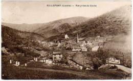 Villefort - Vue Prise Du Coulet - Villefort