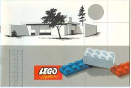 LEGO SYSTEM - CATALOGUE Et à La Fois LIVRE D´IDEES. - Catalogs