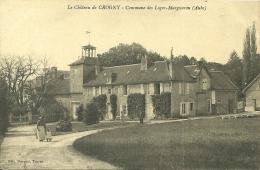 Le Château De CROGNY  - Commune Des Loges-Margueron  (Aube) - Otros Municipios