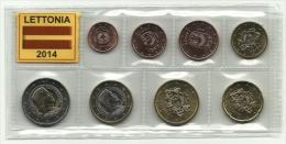 Lettonia - Annata Euro - Lettonia