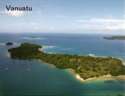 1 AK * Vanuatu * Blick Auf Die Insel Oyster * - Vanuatu