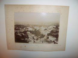 2rxh - PHOTO  ( 17 Cm X 12 Cm )  Carton ( 23.5 Cm X 17.5 Cm ) - Clermont Ferrand ROYAT - [63] - Puy-de-Dôme - Royat