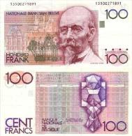 Billet BELGIQUE De 100 Francs  Pick.140. - België