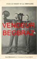 LES KERNEVEL    COSTUME DE PONT L ABBE   CHANTEUR MUSICIEN - France