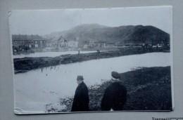 QUAREGNON 1937 -Inondation Du Plat Rie - Reproduction - Quaregnon