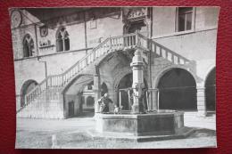 PAESAGGI E COSTUMI DEL FRIULI  - SOLE DI ANTICHE GLORIE Foto Antonelli // Venzone Municipio E Fontana - Altre Città