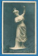 139590 / SALON 1903 / Mademoiselle A. COLOMBIER Sculpture - Spanish Dancer Carmencita - 236/10 Publ. FRANCE - Baile