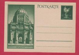 ALLEMAGNE  // Entier Postal //  Postkarte 6+4 Pfennig // Carte Vierge - Ganzsachen