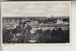 0-2354 SAGARD, Ortsansicht, 1940 - Rügen