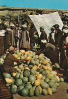 Afghanistan - Melon Market In Anchoi      # 03055 - Afghanistan