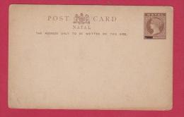NATAL  //   Entier Postal //  Carte Vierge - Non Classés