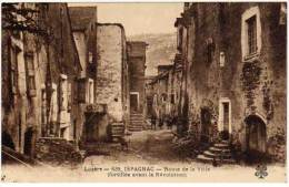 Ispagnac - Route De La Ville ... - France