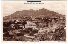 Mirabel Aux Baronnies - Le Calvaire Et Les Trois Museaux - Autres Communes