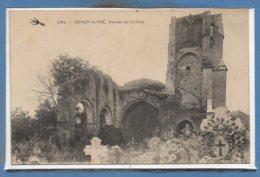 58 - DONZY --  Ruines Du Cloitre - Frankreich