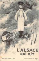 WW1 - L'Alsace Qui Rit, Jeanne Et Frédéric Régamey, Albin Michel - Patrióticos