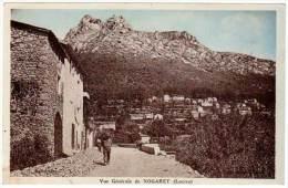 Vue Générale De Nogaret (Lozère) - France