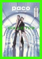 PUBLICITÉ - ADVERTISING - PACO RABANNE - BOUTIQUE MODE, PARIS - - Publicité