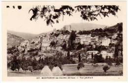 Montbrun Les Bains - Vue Générale - France