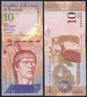VENEZUELA - 10 Bolivares 20.3.2007    UNC Pick 90a - Venezuela