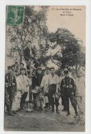 CPA -2° Bataillon De Chasseurs  Au Camp Après La Soupe - Guerre 14-18 - 1914-18
