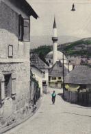 BOSNIE HERZEGOVINE,JAJCE,route Du Village,fermier - Bosnie-Herzegovine
