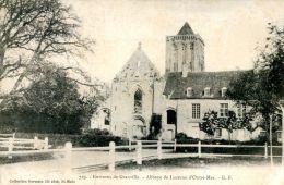 N°36130 -cpa Abbaye De Lucerne D'Outre Mer- - Autres Communes