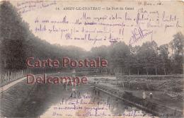 Anizy Le Chateau - Le Port Du Canal - 1906 - France