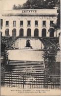 CPA RARE MARTINIQUE ST PIERRE LE THEATRE MUNICIPAL AVANT LA CATASTROPHE DU 8 MAI 1902 - Autres