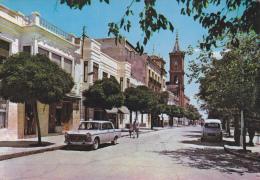 Espagne,spain,espana,anda Lousie,andalucia,cordoba, Penarroya Pueblonuevo,piaza Santa Barbara,saint Barbe,voiture Ancien - Córdoba