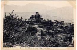 Poet-Laval - Ruines Du Château Et Vieux Village ... - France