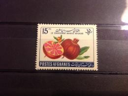 Afghanistan - Postfris Rode Kruis, Vruchten, 1960 - Afghanistan