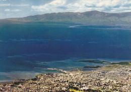 AMERIQUE,ANTILLES,HAITI,i Le Hispaniola,vue Aérienne,mer,relief,ile Découvert Par Christophe Colombe - Haïti