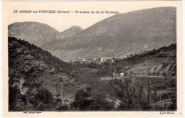 St Auban Sur L'Ouvèze ... Vu De La Rochette - France