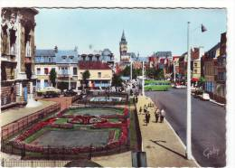 Cpsm   Calais  Boulevard Pasteur - Calais