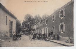 LANDES - MEILHAN - Rue De L'église - Autres Communes